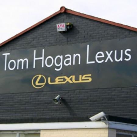 Tom Hogan Lexus