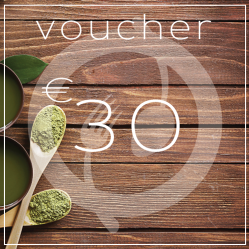 Sweet N Green €30 Voucher