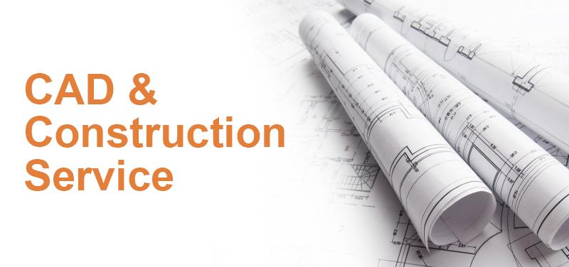 CAD Construction Service