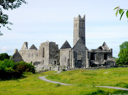 The Quin Abbey