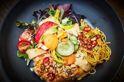 Chicken Noodle Salad