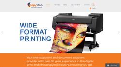 CopyStop website
