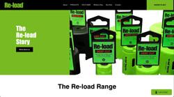 Reload Tools website