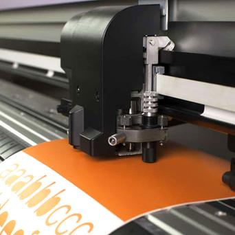 Vinyl Cutting - Plotting
