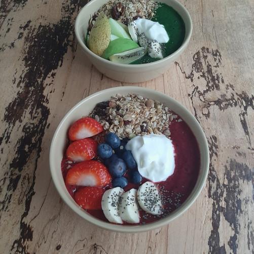 Sweet N Green healthy bowls