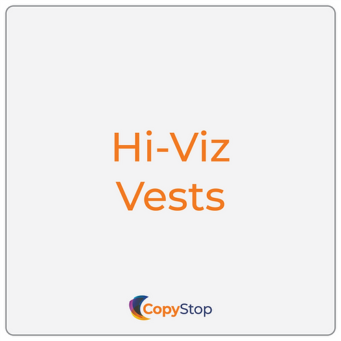Hi-Viz Vest