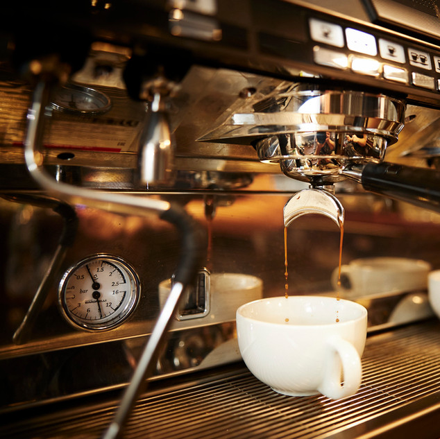 Sweet N Green coffee creation