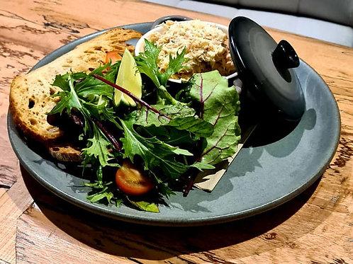 Doonbeg Crab & Salmon pot**