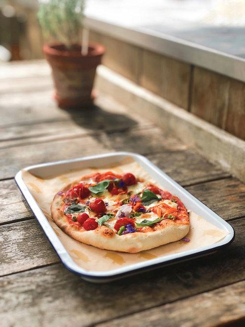 Slow Cooked Tomato Confit Flatbread