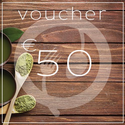 Sweet N Green €50 Voucher