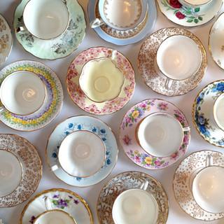 Crockery cups