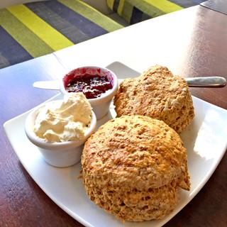 Scones, Cream & Jam