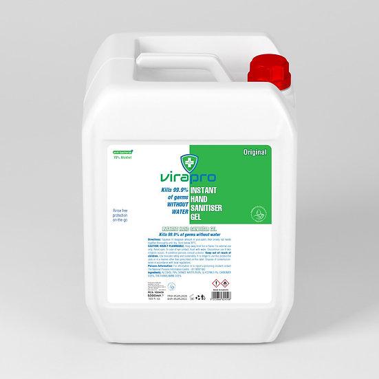 Hand Sanitiser Gel 5 Litre Refill