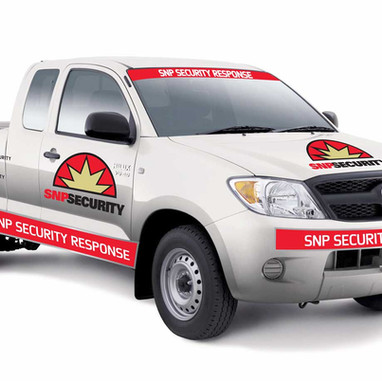 Branded Vehicle Concept