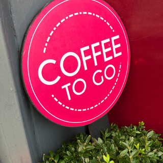 Coffee to go!