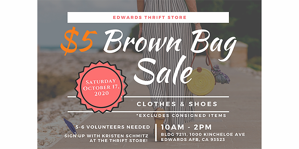 $5 Brown Bag Event