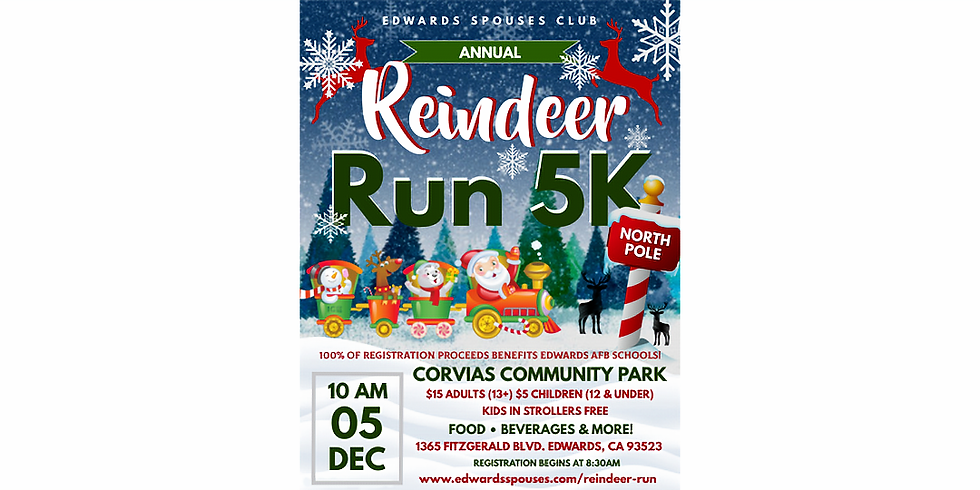 ESC Annual Reindeer Run 5K