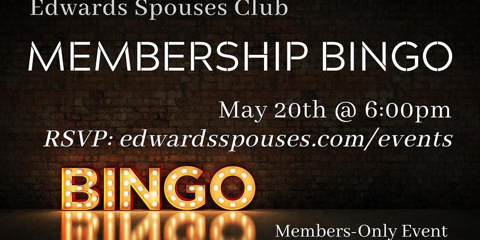 Membership Bingo