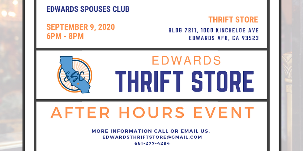 Thrift After Hours Event
