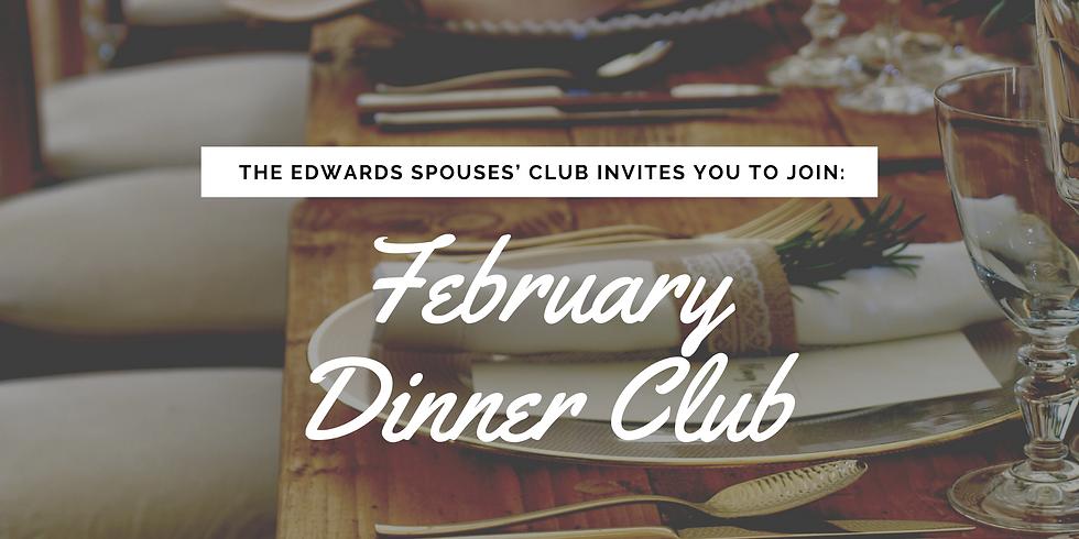 February Dinner Club