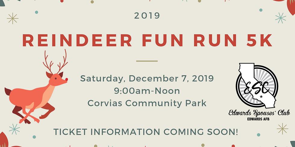 ESC Reindeer Fun Run 5k