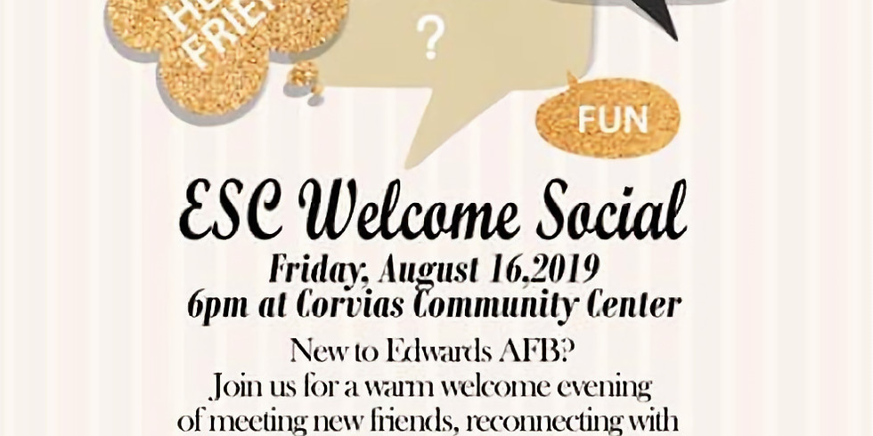 Welcome Social
