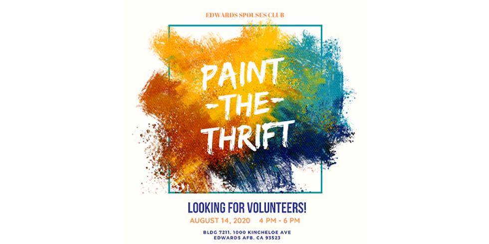 ESC Paint-The-Thrift