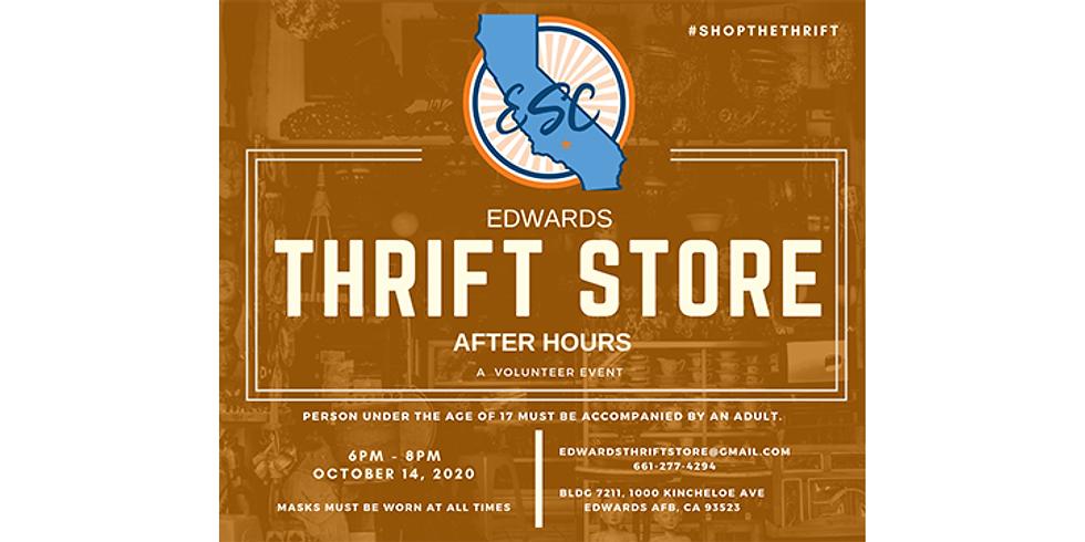 October Thrift After Hours
