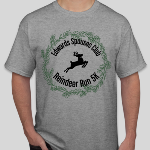 Reindeer Run T-Shirt 2019