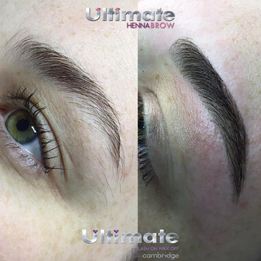 Ultimate Henna Brows