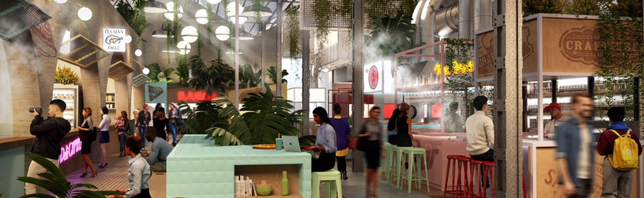 FoodMarket Limassol.