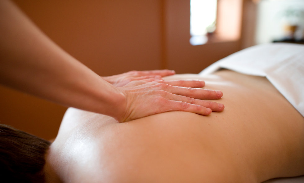 30 Minute Massage Prepay