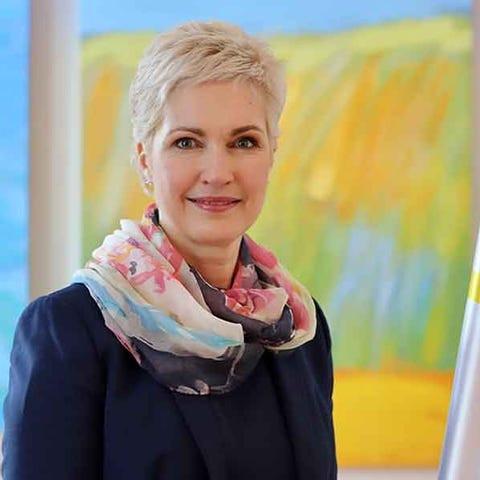 Ministerpräsidentin von Mecklenburg-Vorpommern Manuela Schwesig (SPD)