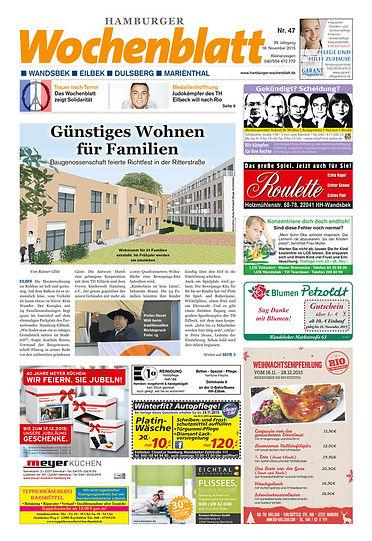 Hamburger-Wochenblatt