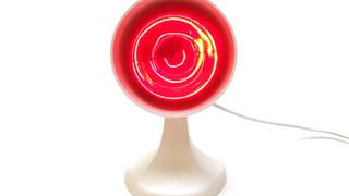 Rotlichlampe