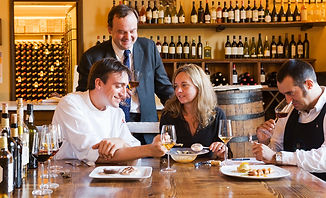Dégustation de vins en Toscane
