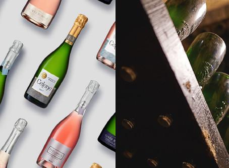 Bubbly wines in Bordeaux