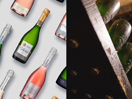 Bubbly wines in Bordeaux