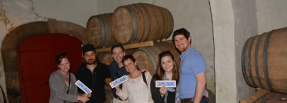 Make friends with an old wine appellation!