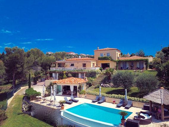 Villa privée à Nice