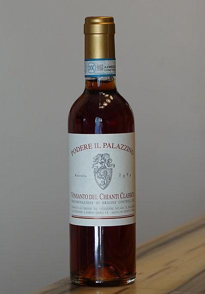 Vin Santo del Chianti Classico, Podere il Palazzino, Gaiole in Chianti, Tuscany