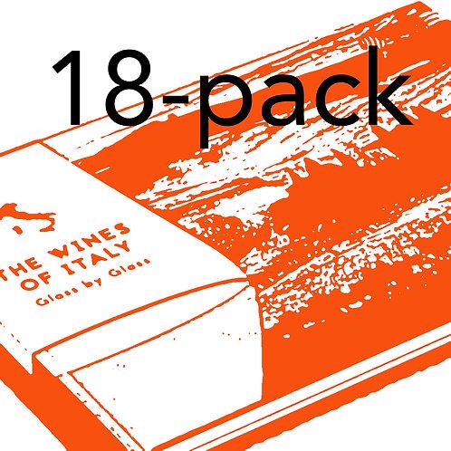 18 bottles tasting pack