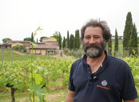 Nicolò De Ferrari on Montepulciano