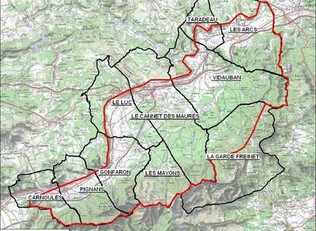 Notre Dame des Anges: new geographical denomination in AOC Côtes de Provence