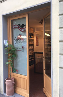 The Shop - Tuscany in a Bottle
