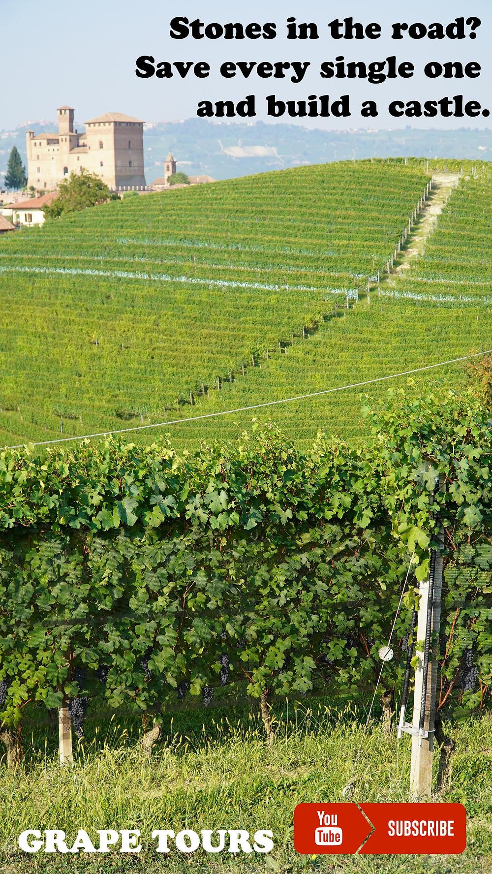 Barolo, Piemonte.