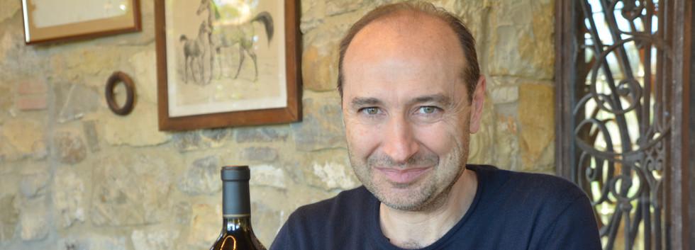 Tommaso from the Roberto Cavalli winery