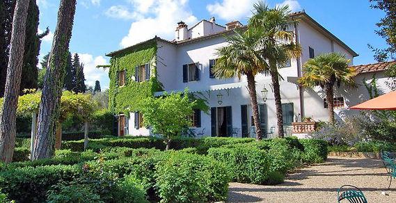 Mon hôtel de luxe en Toscane