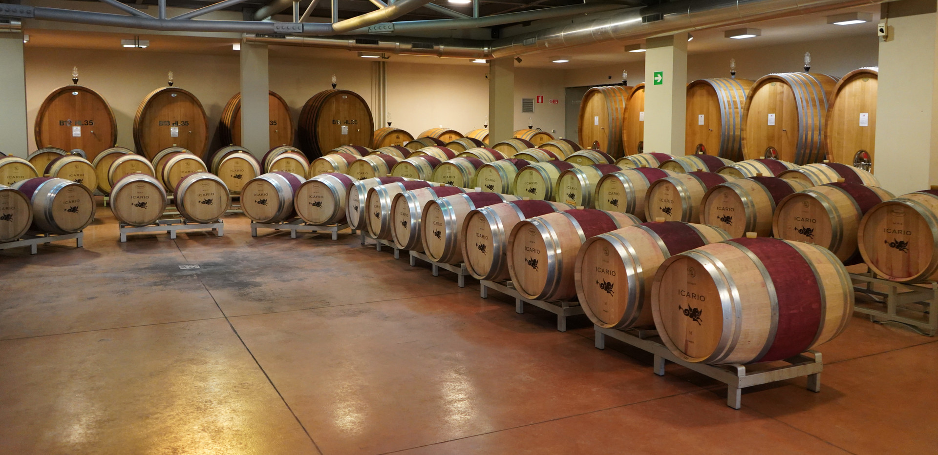 Another wonderful Montepulciano winery