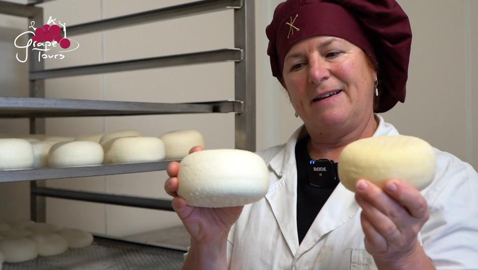 Video of the Corzano & Paterno dairy